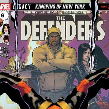 Marvel Legacy Defenders #6 Review: Deadpool Sucks But This Comic Doesnt