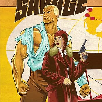 Dynamite and Groupees Launch a Doc Savage Build-Your-Own-Bundle