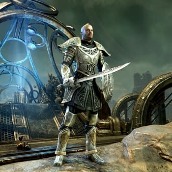 Elder Scrolls Online Is Getting A 4K Update For Xbox One X