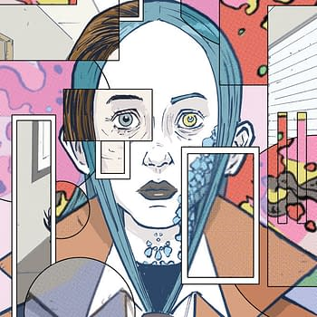 Mags Visaggio And Sonny Liew Launch Eternity Girl At Young Animal In March 2018