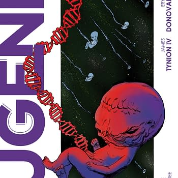 Eugenic #1 Review: Deeply Disturbing And Disturbingly Relevant High Horror