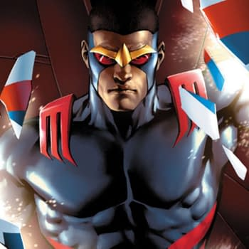 Marvel Legacy Falcon #1 Review: Hes Still My Captain America