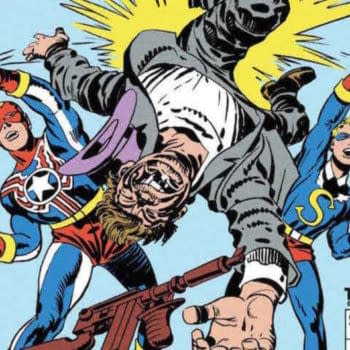 Simon And Kirby's Fighting American #1 Review: A Muddled Parody/Homage
