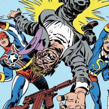 Simon And Kirbys Fighting American #1 Review: A Muddled Parody/Homage
