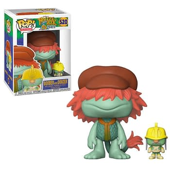 Fraggle Rock Funko Pops Push The Nostalgia Button