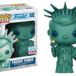 Funko NYCC Exclusive Freddy Funko