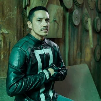 Agents Of SHIELD's Gabriel Luna Makes Surprise Convention Appearance In L.A.