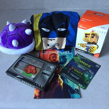 Whats In The Box: Geek Fuel &#8211 September 2017