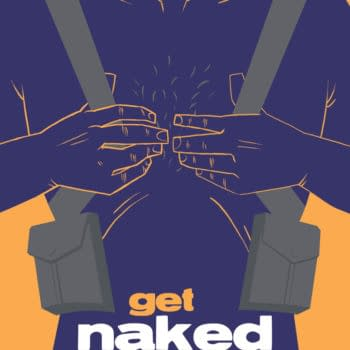 Image Comics Wants Readers To Get Naked With New OGN From Steven T. Seagle