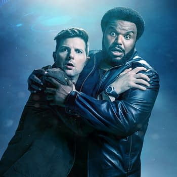 Ghosted Episode 1 Review: Can Two Great Leads Save A Boring Show