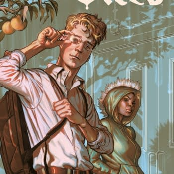 Teenage Giles Stars In New Buffy Miniseries By Joss Whedon And Erika Alexander