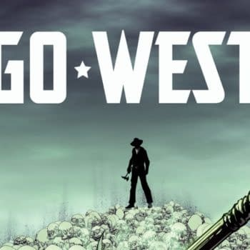 Alterna Comics January 2018 Solicits: Go West By Up-And-Comer Garret Gunn