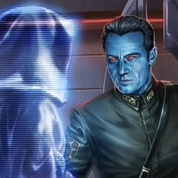 [Breaking] Grand Admiral Thrawn Novel Sequel Featuring Darth Vader
