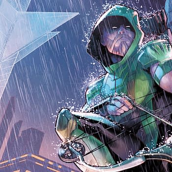Green Arrow #33 Review: Green Arrow Is Back In Seattle