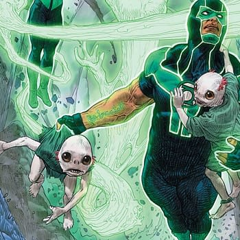 Green Lanterns #32 Review: The Quest For Pancakes