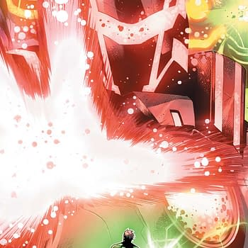 Hal Jordan And The GL Corps #29 Review: Lanterns Versus Golems