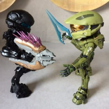 Picking Your Favorite Spartan With Jinx's Halo Figures