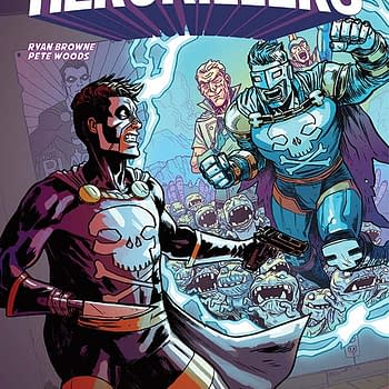 Creator Commentary: Pete Woods Talks Project Superpowers: Hero Killers #5