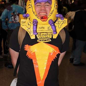 95 Cosplay Shots From New York Comic Con 2017 From MODOK To The Javits Center