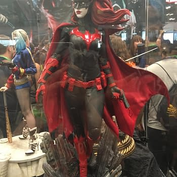 A Photo Tour Of Sideshow Collectibles NYCC Booth