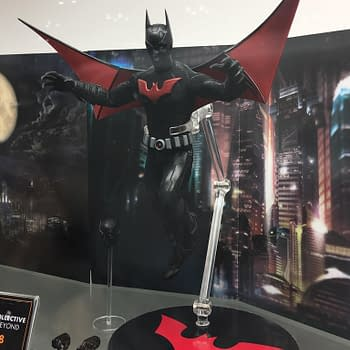A Photo Tour Of The Mezco/One:12 Collective NYCC Booth