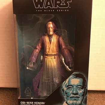 Obi-Wan Gets An Interesting New Black Series Figure