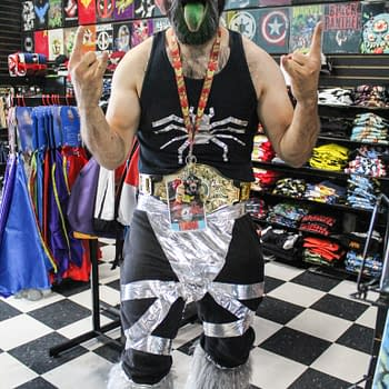 Third Eye Comics Goes All Out For Halloween Comic Fest