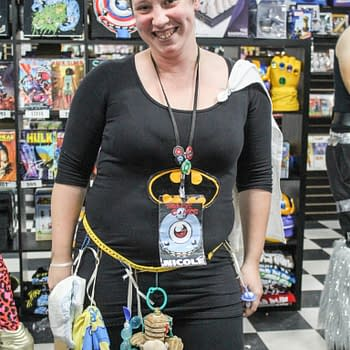 Third Eye Comics Goes All Out For Halloween Comic Fest!