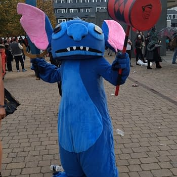 100 Cosplay Shots From MCM London Comic Con October 2017