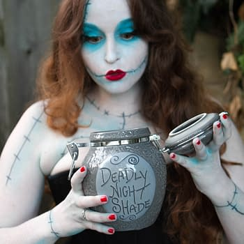 This Nightmare Before Christmas Sally Cosplay Is BOOtiful!