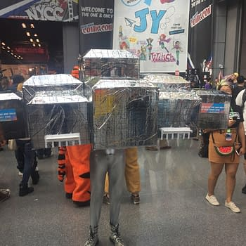 Who Won New York Comic Con &#8211 Part 1