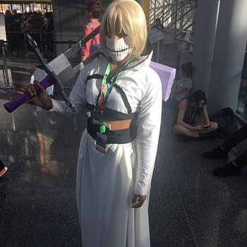 100 Cosplay Photos From NYCC: