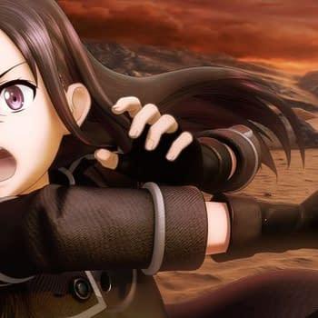 Sword Art Online: Fatal Bullet Has A New Trailer