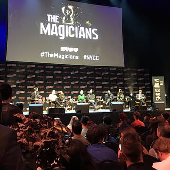 The Magicians: A Frank Emotional Talk About Trauma And Mental Illness At NYCC