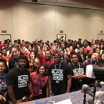 Creators Discuss Why Black Heroes Matter at NYCC 2017