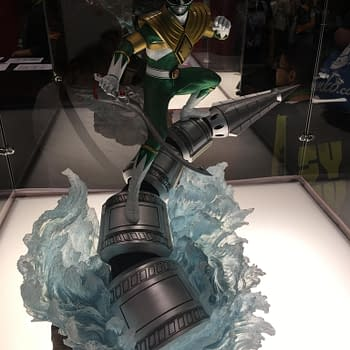 Pop Culture Shock Collectibles Display At NYCC 2017