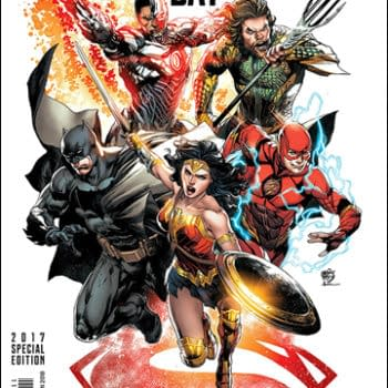 Justice League Day On November 18th To Reprint Justice League #1 With Free Tattoos