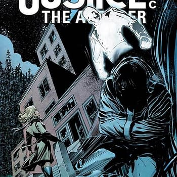 Writers Commentary &#8211 Joe Gentile Talks Justice Inc.: The Avenger