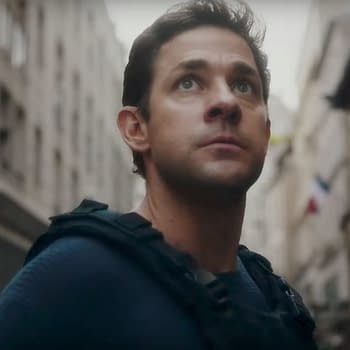 John Krasinski Is Jack Ryan In New Teaser Trailer