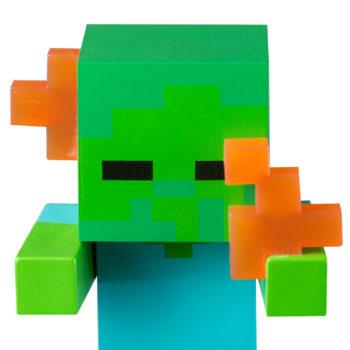 Messing Around With JiNX's Latest Minecraft Adventure Figures