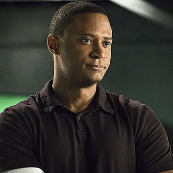 Arrow Season 6: Were Assured John Diggle Had A Life Before The Military