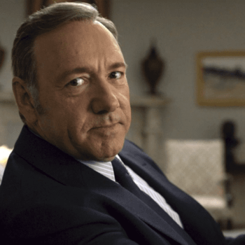 Kevin Spacey Forgets He's Not Frank Underwood, Posts Video for Some Reason