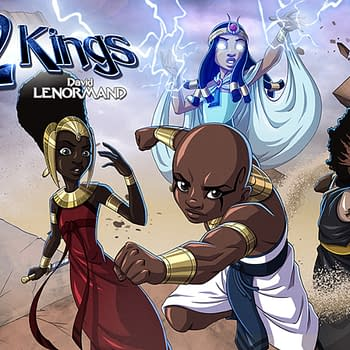 Kids 2 Kings #1 And #2 Review: A Gorgeous Finely Crafted Ancient-Inspired Epic