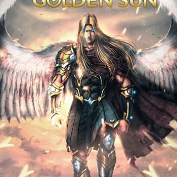 Knights Of The Golden Sun #01 - cover