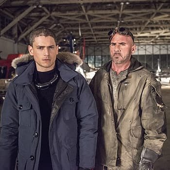 Legends Of Tomorrow Season 3: Leonard Snart Returns To A Very Different Mick Rory