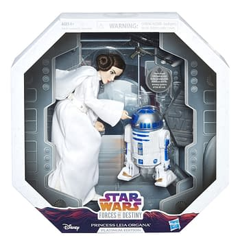Hasbros Forces Of Destiny Announces Leia And R2 Exclusive For December Release