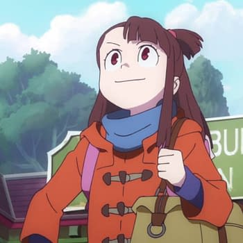 Little Witch Academia Gets A New Japanese Trailer For PS4 Release