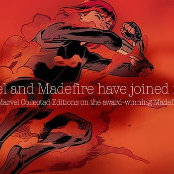 Marvel And Madefire Sitting In A Tree K-I-S-S-I-N-G&#8230