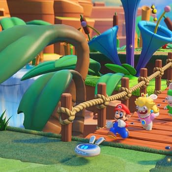 Ubisoft Will Be Giving You a Free Vs. Mode in Mario + Rabbids Today
