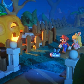 The Weirdest Pairing That Works: A Quick Review Of 'Mario + Rabbids Kingdom Battle'